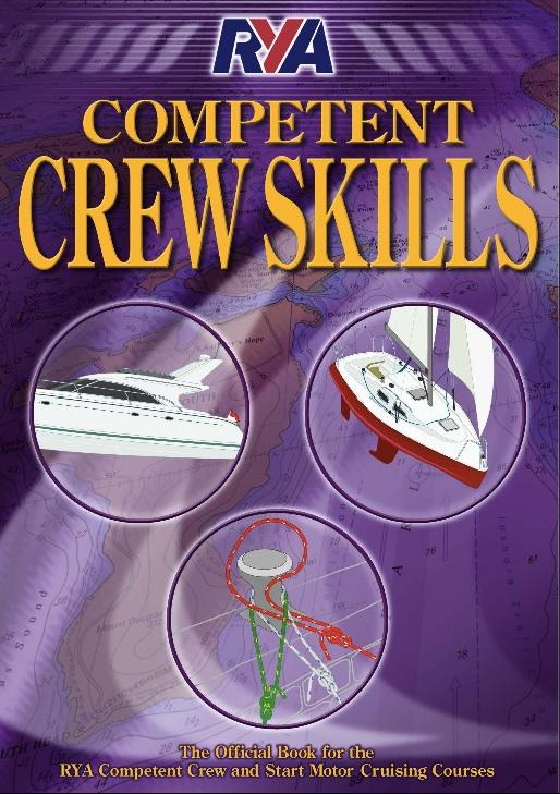 RYA Competent Crew caribbean