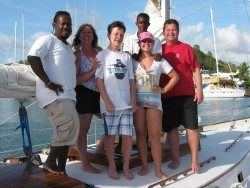 Boat Trips in Antigua