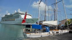 Antigua sailing cruise