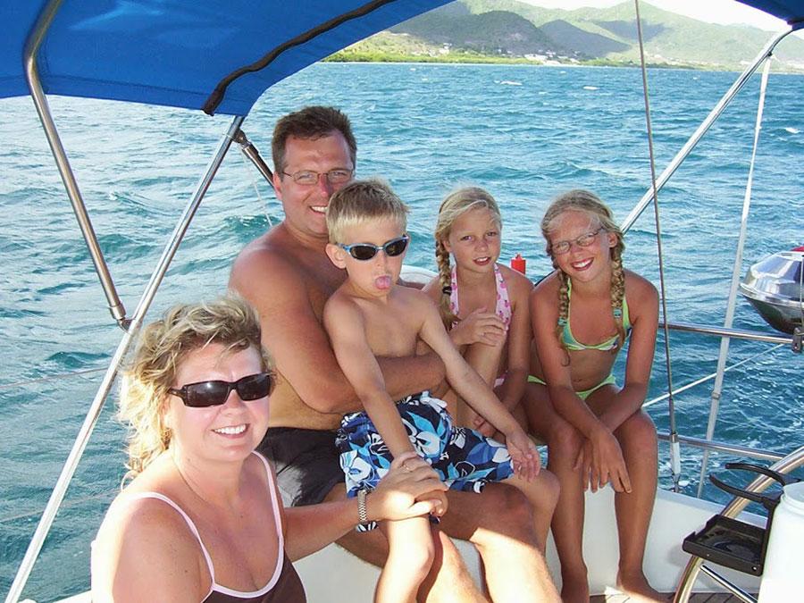 Day Sailing Antigua
