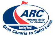 Atlantic Rally for Cruisers (ARC) 2016
