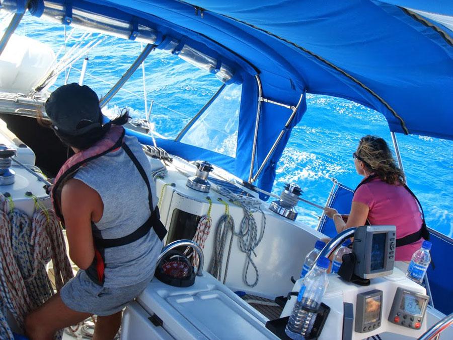 RYA Coastal Skipper Caribbean