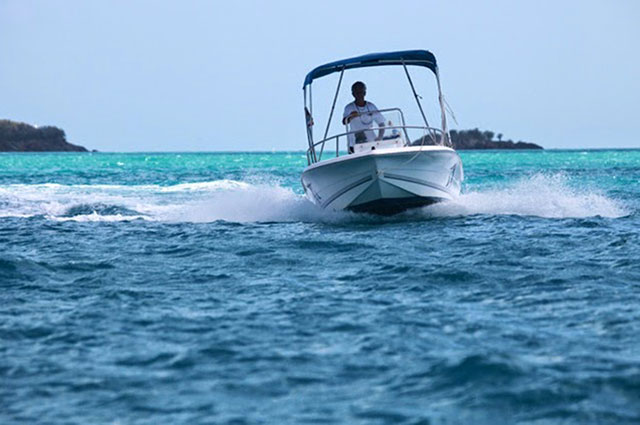 RYA Power Boat courses Caribbean
