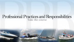 Professional Practices & Responsibilities - PPR course