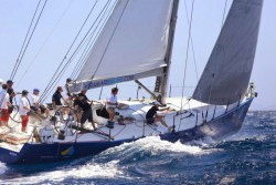 Atlantic Rally for Cruisers Stimson 42