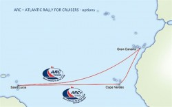 ARC Direct Atlantic Rally for Cruisers