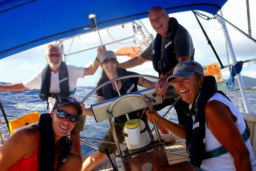 rya competent crew skills pdf