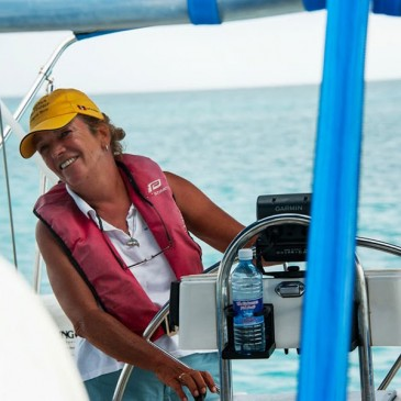 Pippa's 2019 RORC 600 all female crew is building!