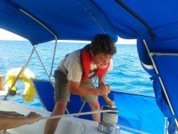 Yachtmaster Offshore to Yachtmaster Ocean package Antigua
