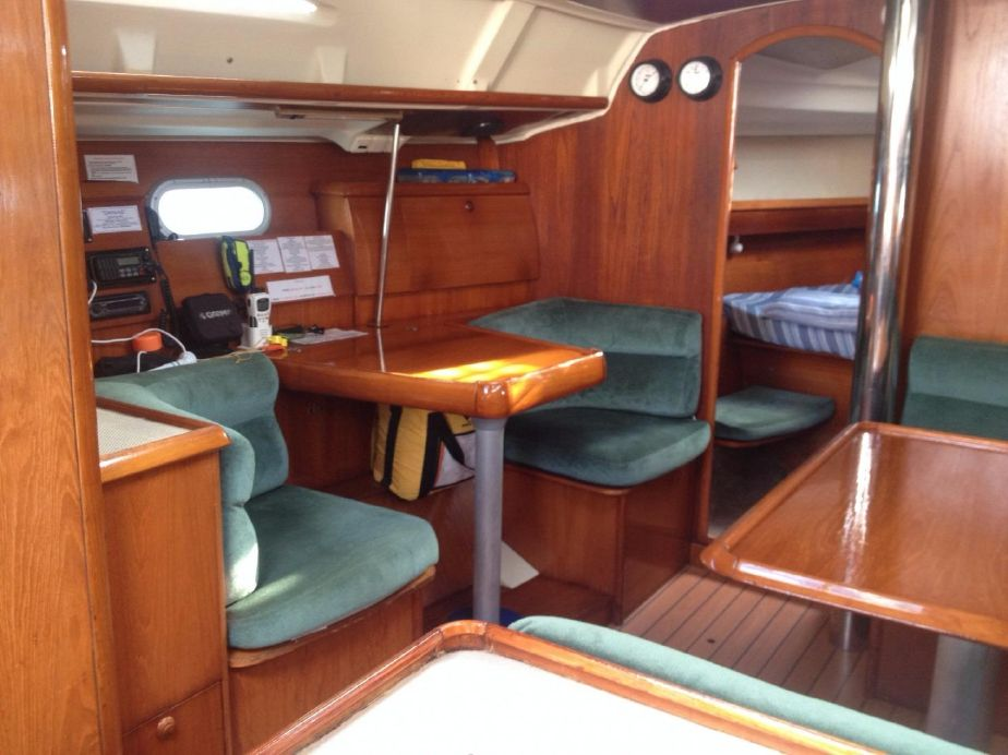 Jeanneau SO40 for sale Caribbean