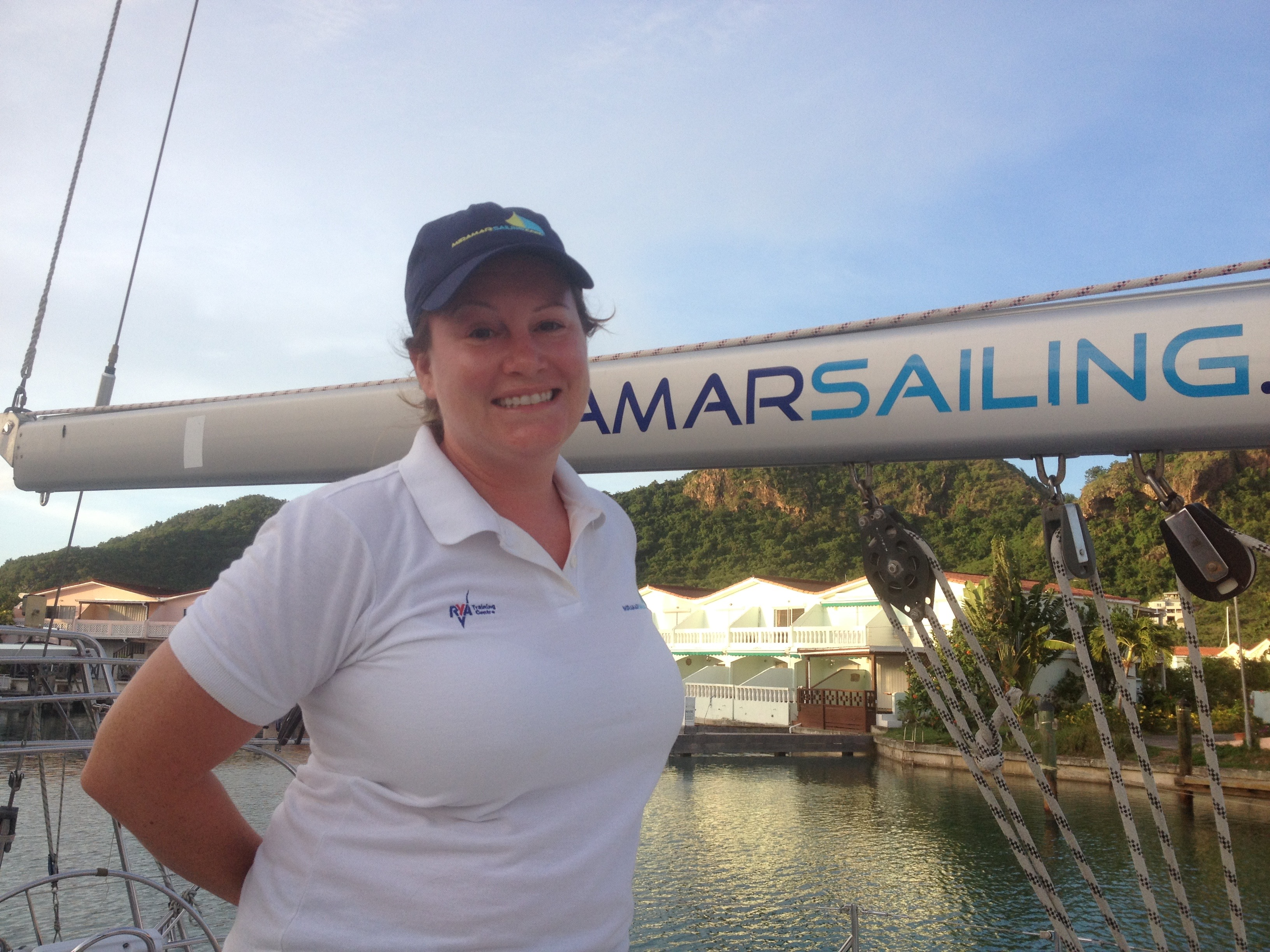 RYA Training caribbean