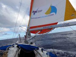 Sail Training in Antigua