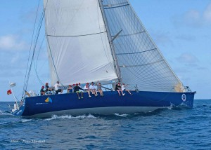Antigua Sailing Week Yacht Charter