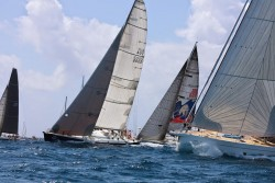 Yacht racing regattas