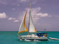 Miramar for Antigua Yacht Charter
