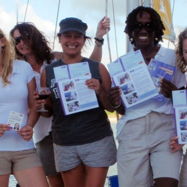 Opportunity for FEMALE Yachtmaster Instructor in the Caribbean