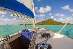 Antigua Sailing Vacations in the Caribbean