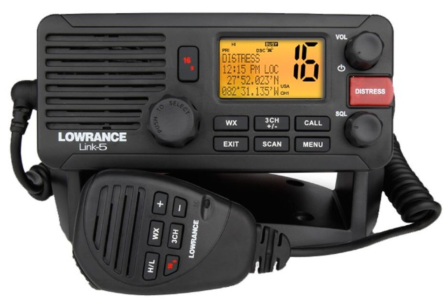 RYA SRC (VHF) Radio Caribbean