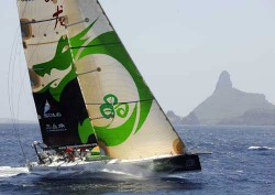 Yacht racing events