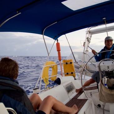 Miramar Sailing meets Team Wadadli