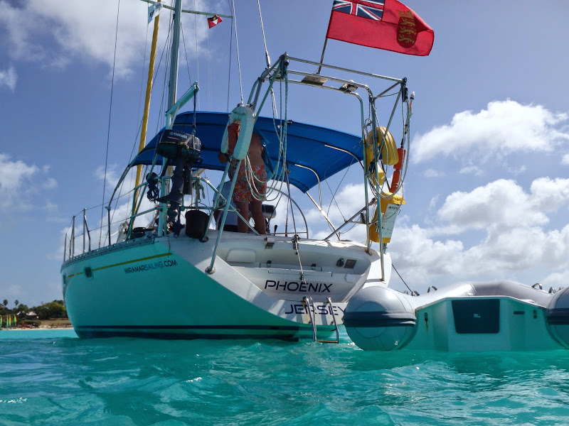 Sailing Cruise Charter in the Caribbean