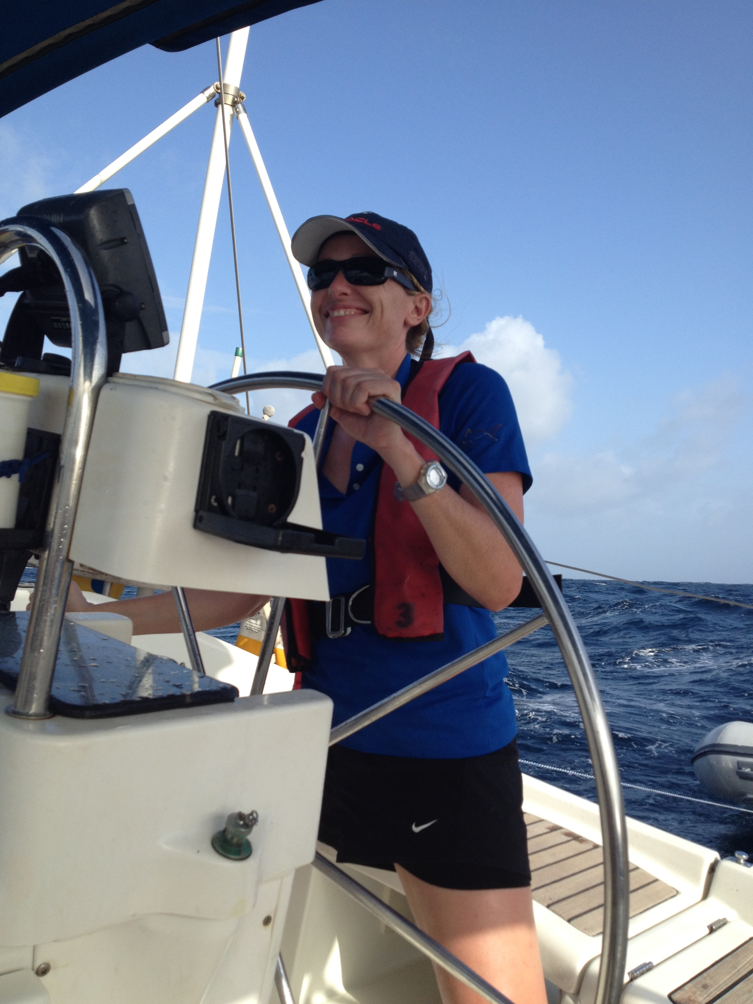 RYA Competent Crew Day Skipper Antigua