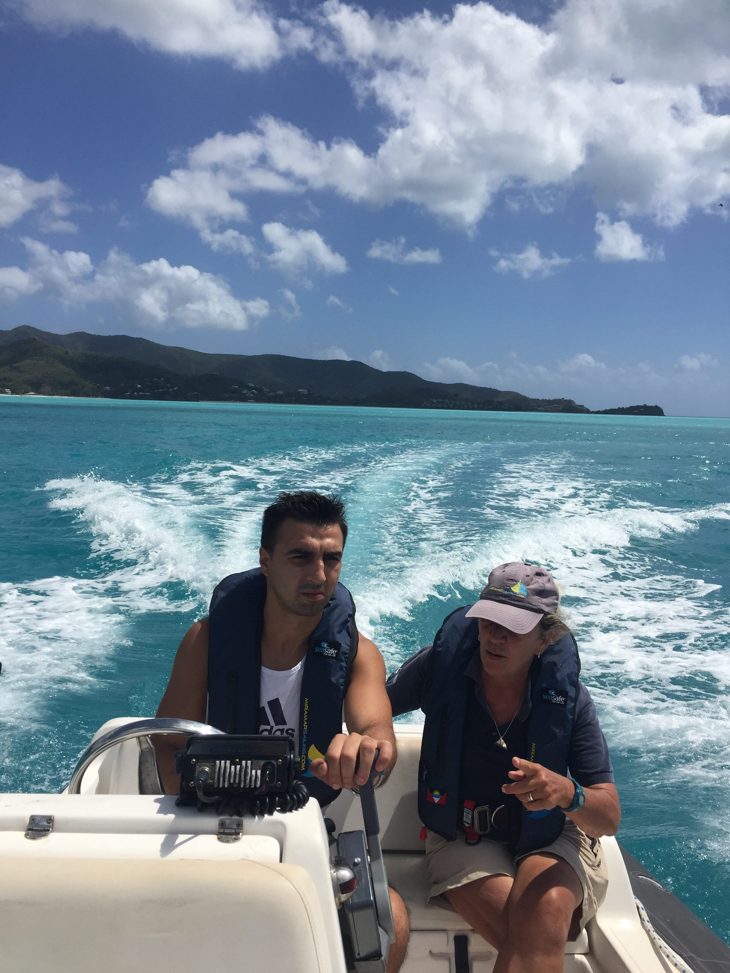 Fast Track Yachtmaster Caribbean
