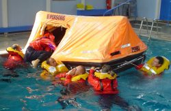 RYA Sea Survival Caribbean