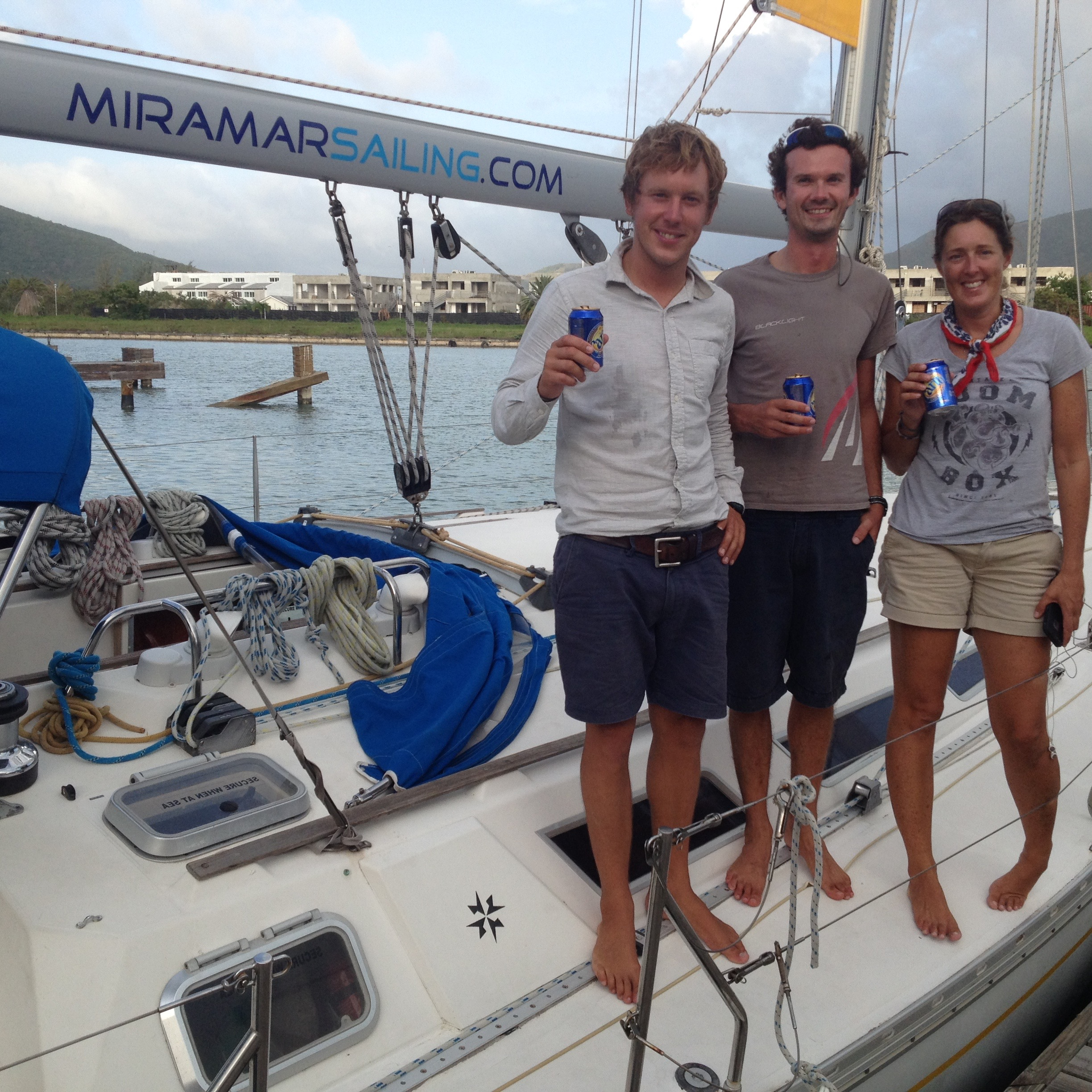 "Yachtmaster ""Xpress"" Success."