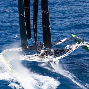 Antigua to Bermuda Race
