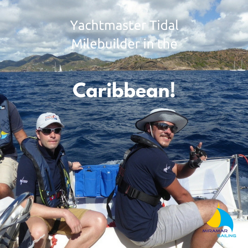 Yachtmaster Offshore Tidal Mile Building – Caribbean
