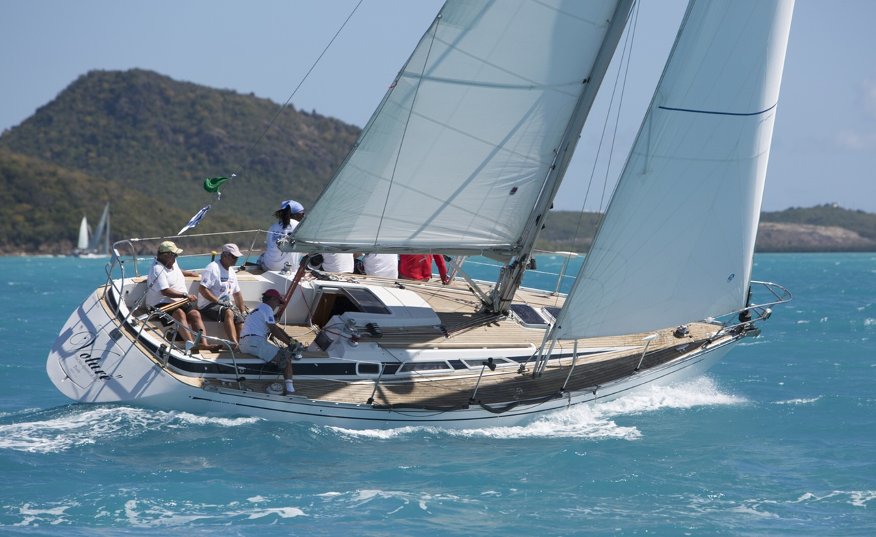 Antigua Sailing Week Volare