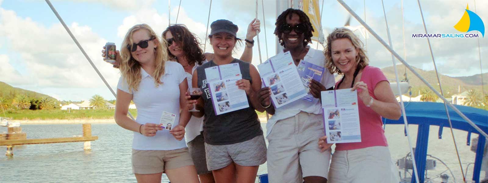 Sailing courses