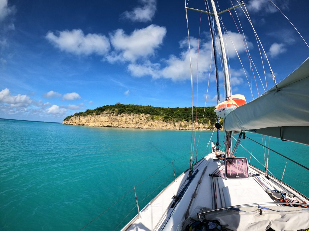 Sailing Charters Turquoise Water