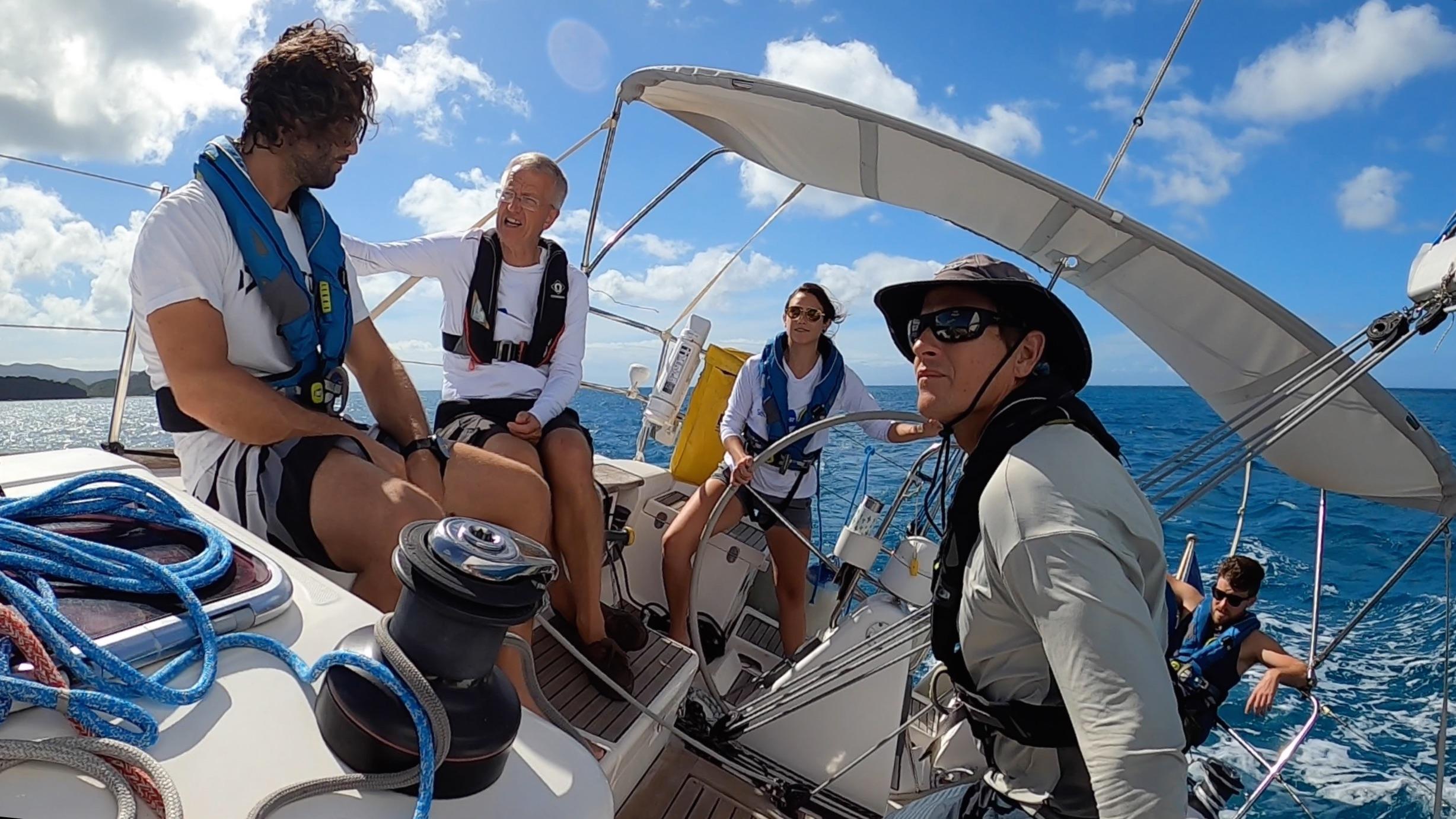 RYA Sailing School Caribbean