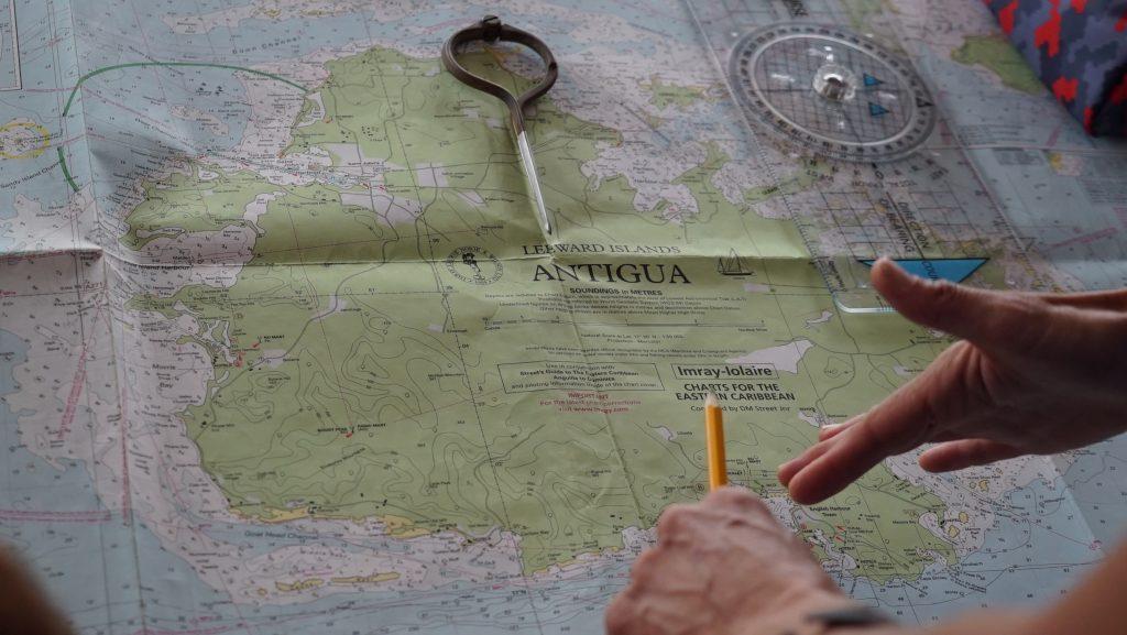 Yachtmaster Course Antingua